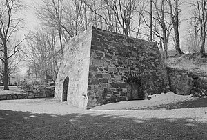 National Register of Historic Places listings in Blair County, Pennsylvania - Image: Allegheny Furnace