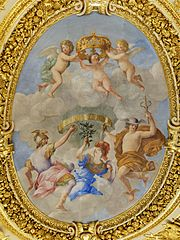 Allegory of the Treaty of the Pyrenees