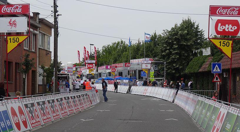 Alleur (Ans) - Tour de Wallonie, étape 5, 30 juillet 2014, arrivée (A15).JPG