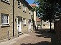 Alley from St Julian's Street to King Street, Norwich - geograph.org.uk - 1958189.jpg
