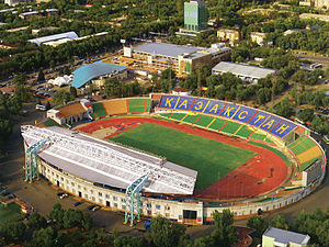 Almaty Central Stadium - Image: Almaty Central Stad