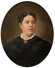 Portrait of the Baroness of Araraquara