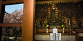 Altar of a small Shinto temple. Kurashki. Okayama Prefecture. Japan.jpg