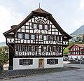 Alte Krone (Bj. 1674) in Sachseln OW, Schweiz.jpg