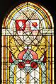 Altenburg Brüderkirche Fenster Orgelempore 2 Wappen Stadt Altenburg.jpg
