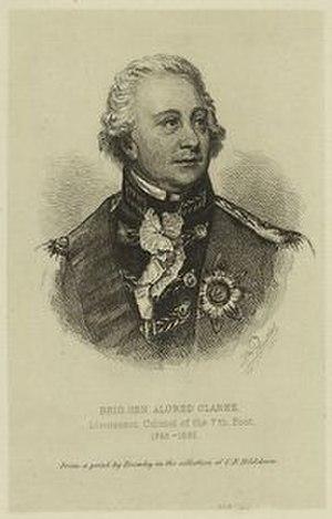 Alured Clarke - Image: Alured Clarke