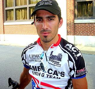 Álvaro Tardáguila Uruguayan cyclist