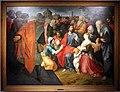 Ambrosius francken il vecchio, cristo benedice i fanciulli, 1600, 01.jpg