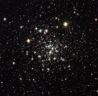Hydra (constellation) - Ancient globular cluster NGC 6535.