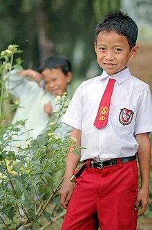 Uniforme scolastica Wikipedia