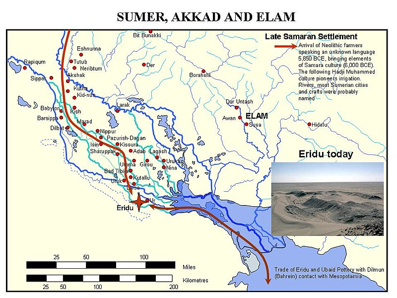 File:Ancient cities of Sumer, Akad and Elam.jpg