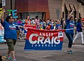 Angie Craig for Congress - CD2 DFL - Twin Cities Pride Parade 2018 (42362241244).jpg