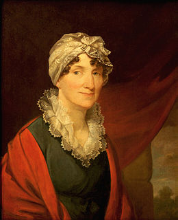 Ann Gerry Wife of Elbridge Gerry, Second Lady of the United States