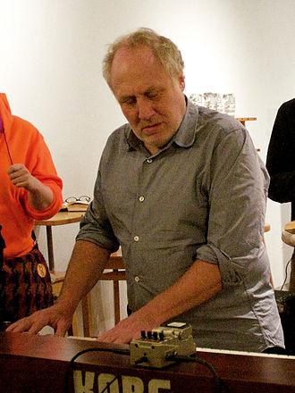 Anthony Coleman - Image: Anthony Coleman soundcheck (clip) Café Fixe, October 9, 2012