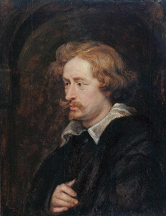 Anthony van Dyck - Anthony van Dyck, by Peter Paul Rubens (1627–28)