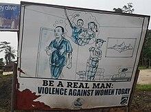 Violence against women - Wikipedia