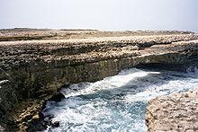 Antigua natural stone bridge.jpg