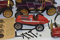 Antique toy racing car with tool set (25691074385).jpg