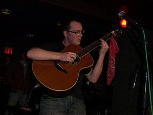 Antoine Dufour - Antoine Dufour performing live in 2008
