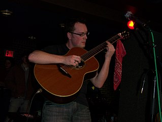 Antoine Dufour French-Canadian acoustic guitarist