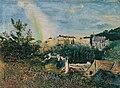 Anton Romako - Die Weilburg bei Baden - 4378 - Österreichische Galerie Belvedere.jpg