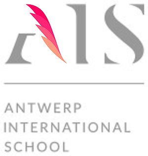 Antwerp International School - Image: Antwerp International School logo