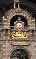 Antwerpen Centraal stationklok 1993.jpg
