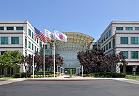 Apple Headquarters in Cupertino.jpg