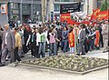 Aramean Genocide (Sayfo) commemoration Brussels, Belgium 2.jpg