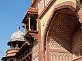 Architectural Detail - Agra Fort - Agra - Uttar Pradesh - India - 05 (12612947555).jpg
