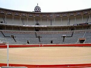 La Monumental - Image: Arena dei tori a Barcellona