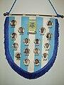 Argentina national football team banner.JPG