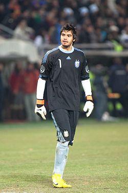 Argentine - Portugal - Sergio Romero.jpg