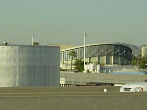 Arizona Veterans Memorial Coliseum - The Coliseum in 2007