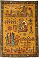Armenian rug Anush and Saro, 20th century, No. 2355.jpg