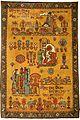 Armenian rug Anush and Saro, 20th century, No. 2355.jpg