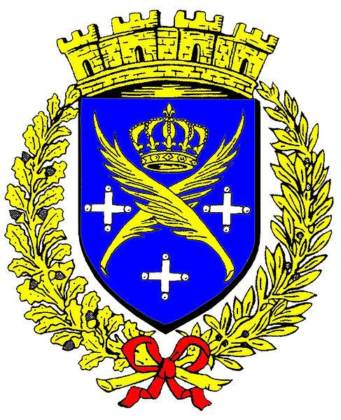 Armoiries de Saint-Etienne