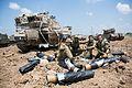 Armored Corps Operate Near the Gaza Border (14723652705).jpg