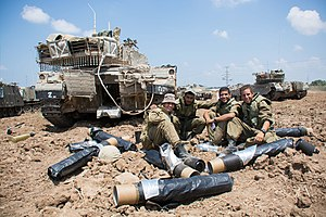 Armored Corps Operate Near the Gaza Border (14723652705).jpg
