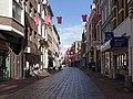 Arnhem, straatzicht Rijnstraat voor Giro d'Italia positie2 foto6 2016-04-17 17.55.jpg