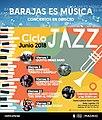 Arranca un nuevo ciclo de 'Barajas es música' con el jazz como protagonista 01.jpg