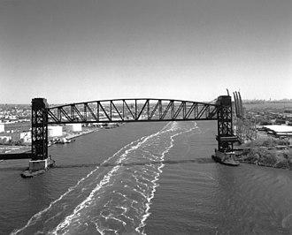 Arthur Kill Vertical Lift Bridge - Arthur Kill Lift Bridge