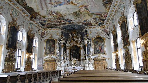 AsamkircheIngolstadt-Innere