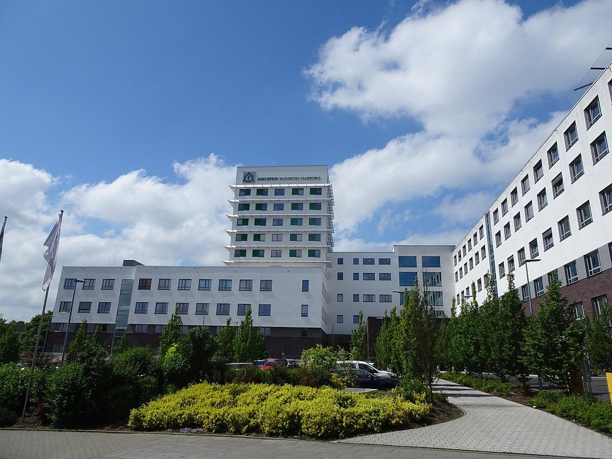 Krankenhaus In Harburg