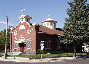 National Register of Historic Places listings in Bannock County, Idaho