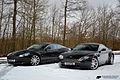 Aston Martin DB9 ^ V8 Vantage - Flickr - Alexandre Prévot (4).jpg