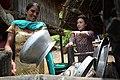At a NEWAH WASH water project in Puware Shikhar, Udayapur District, Nepal. (10666828905).jpg