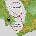 Ata Caldera Relief Map, SRTM-1 (English).jpg