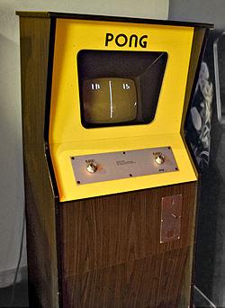 Atari con Pong