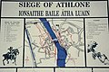 Athlone - Siege of Athlone sign - geograph.org.uk - 1606882.jpg